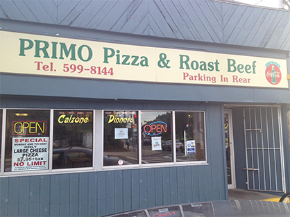Primo Pizza & Roast Beef